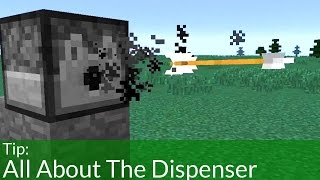 All About The Minecraft Dispenser