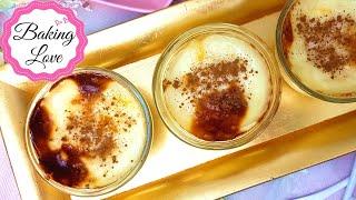 Der perfekte Milchreis I türkischer Milchreis überbacken I Sütlac Rezept I Meine 3 Lieblingskombis
