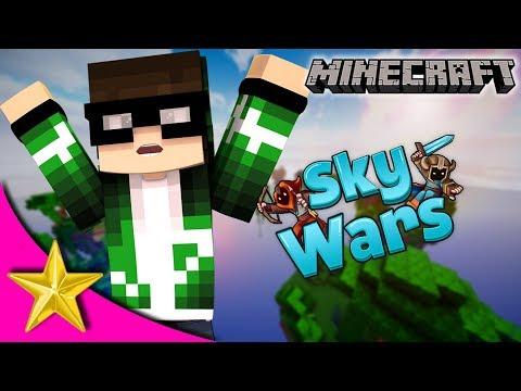 OYUN KAZANMA CHALLENGE ! Minecraft SKYWARS CHALLENGE !