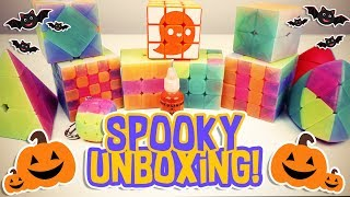 Spooky Cube 2018 & Jelly Cubes Unboxing!
