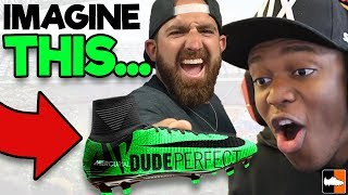 What If Youtubers Had Football Boots?!