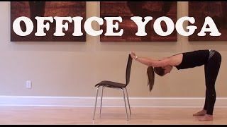 Yogin' it studio | Office yoga. Clear your mind and body in 10 minutes by Yogin' it