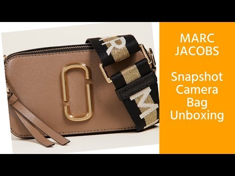 Marc Jacobs Snapshot Camera Bag Review