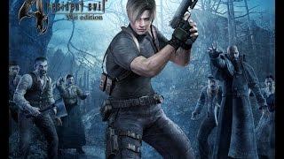 Resident Evil 4 Pelicula Completa Español HD  Full Movie  Game Movie