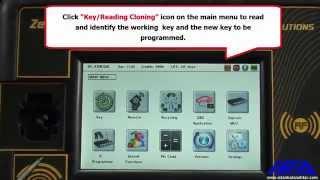 Nissan Qashqai 2014+ Proximity Key Programming