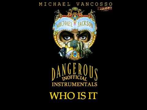 MJ - Who Is It - Instrumental