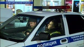 В Григорове сотрудники ГИБДД проверили родителей, привозящих детей в школу на автомобилях