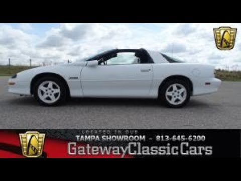 1997 Chevrolet Camaro (CC-1425450) for sale in O'Fallon, Illinois
