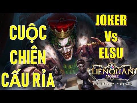 Cuộc chiến cấu rỉa JOKER vs ELSU - Thời đại JOKER lane trở lại