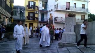 preview picture of video 'San Pier Niceto Madonna del Carmine 17.07.2011'