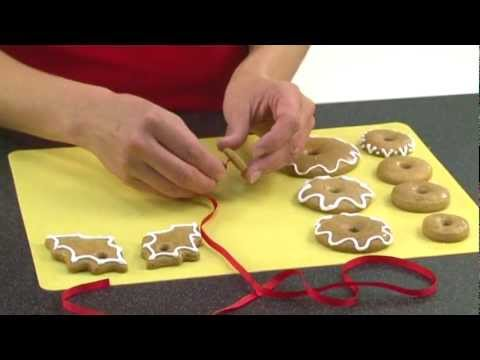 Video Vánoční zvoneček Tescoma DELÍCIA, souprava vykrajovátek 2
