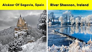 Places Where Winter Looks Absolutely Breathtaking