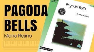 Pagoda Bells by Mona Rejino