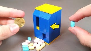 How To Make Simple LEGO Candy Machine