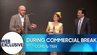 During Commercial Break: Cord & Tish on Their Royal Wedding Song