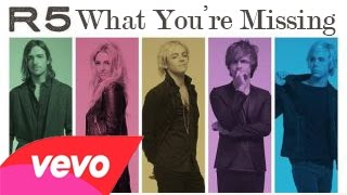 R5 - What You're Missing (Audio)