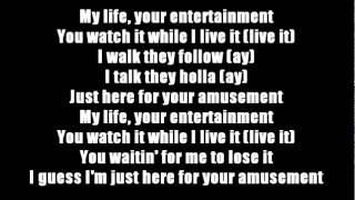 T.I ft. Usher - My Life Your Entertainment Lyrics