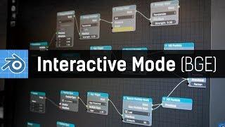 interactive mode novidades
