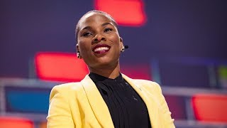 Get comfortable with being uncomfortable | Luvvie Ajayi Jones