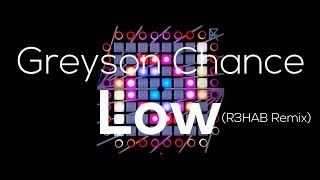 Greyson Chance - Low (R3HAB Remix) // Launchpad Cover