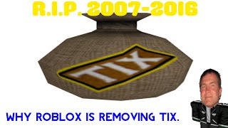 The real reason ROBLOX is removing tix.