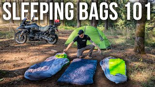 Everything You Need To Know About Sleeping Bags