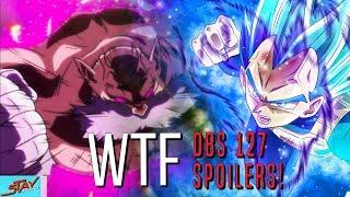 MASSIVE!! Dragon Ball Super Episode 127 Leaks / Spoilers - Vegeta vs Toppo Finished?!