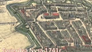 preview picture of video 'Twierdza Nysa - krótka historia fortyfikacji'