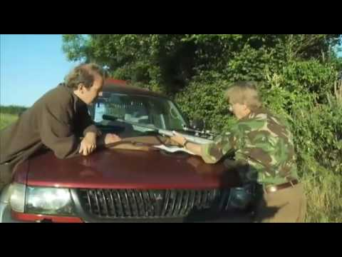 Fieldsports Britain – Roebuck, partridges with goshawks, fox calling and chalkstream fishing, episode 4