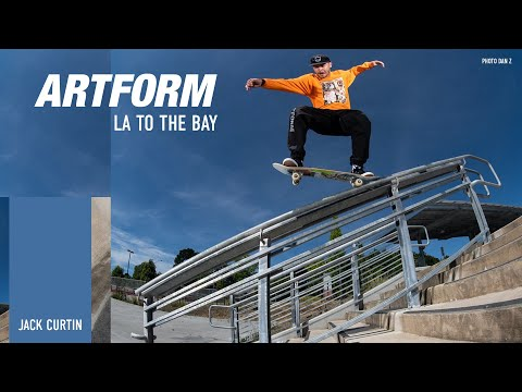 """preview image for ARTFORM's """"LA to the Bay"""" Video"""