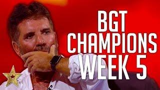 Britain's Got Talent: The Champions Auditions! | WEEK 5 | Got Talent Global
