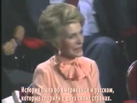 Не многие знают, что Рональд Рейган коллекционировал советские анекдоты