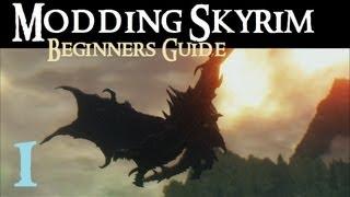 Beginner's Guide to Modding Skyrim - Part 1 : The Basics