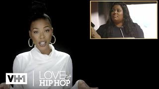 Who Beats Up A Pregnant Woman? - Check Yourself: S5 E1 | Love & Hip Hop: Hollywood - Video Youtube