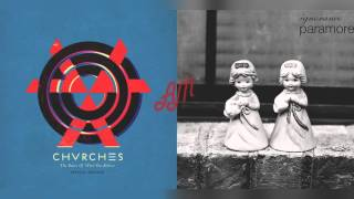 CHVRCHES x Paramore - Ignorant Hand (Mashup)