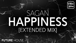 Sagan   Happiness [Extended Mix]