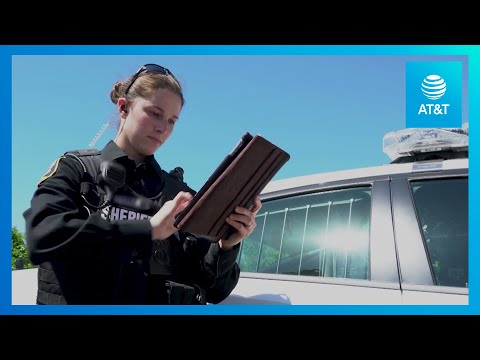 AT&T and FirstNet Support Public Safety During COVID-19 | AT&T-youtubevideotext