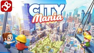 City Mania: Town Building Game (By Gameloft) - iOS/Android - Gameplay Video