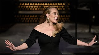 Adele s BEST SNL Moments Including an Update on Her Album...