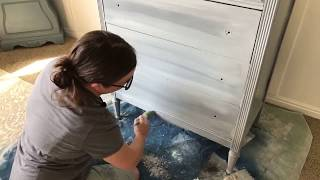 🔴 Painting Furniture With Milk Paint