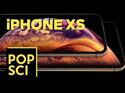 First look at Apple iPhone XS and Apple Watch Series 4