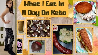 What I Eat In A Day On Lazy Keto🤯HUGE Discount Code!