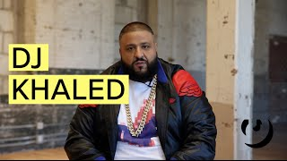DJ Khaled Explains What He Actually Does In The Studio