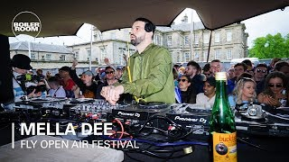 Mella Dee - Live @ BR x Fly Open Air Festival 2019