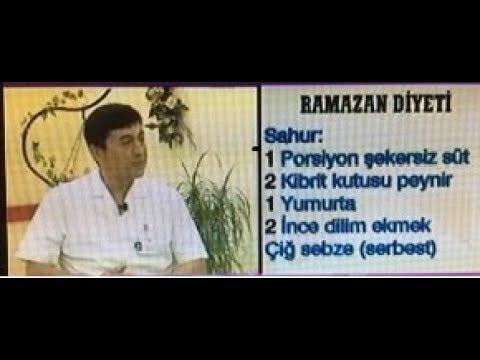 BÖLÜM 19 Dr Adnan Gürcan Newform ile Yenihayat / ORUÇ TUTARKEN SAĞLIKLI BESLENMENİN YOLLARI