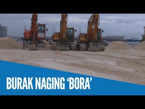 [Inquirer]  WATCH: Mga basura sa Manila Bay 'white beach project' fake news!