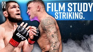 Khabib Nurmagomedov's INSANE Striking IMPROVEMENT! (Film Study) | UFC 242: Full Fight Breakdown