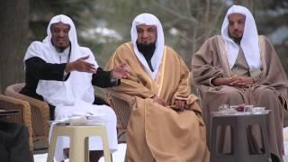 مفاجأة أبو عبد الملك لسواعد (والله ما علمنا به إلا في السياره ونحن مغادرون) - حصري تحميل MP3