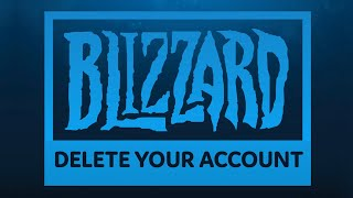 How to Delete Your Blizzard Account
