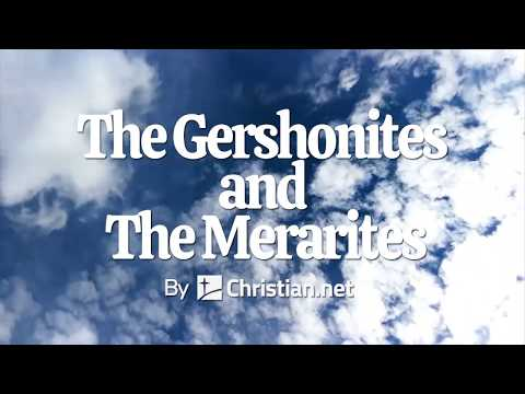 Numbers 4:21 – 33: The Gershonites and The Merarites | Bible Story (2020)